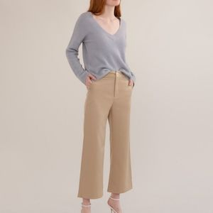 Modern citizen Abi wide leg cropped trouser pants